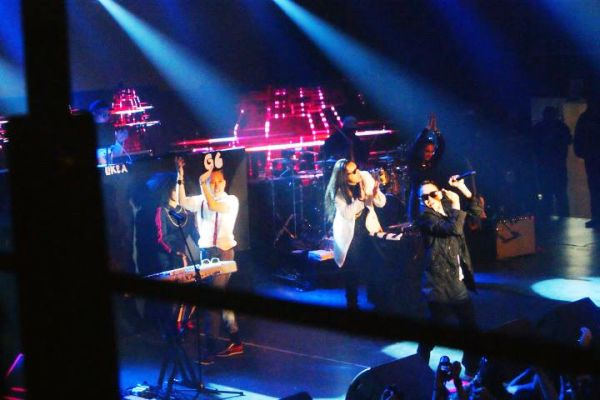Konsert Far East Movement 5