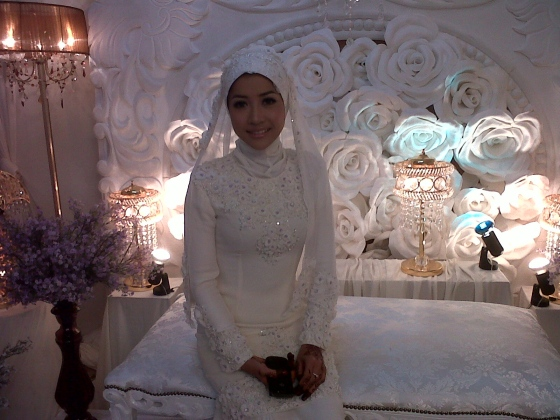 Perkahwinan Chef Riz dan Ana Dahlia 2