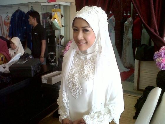Perkahwinan Chef Riz dan Ana Dahlia 3