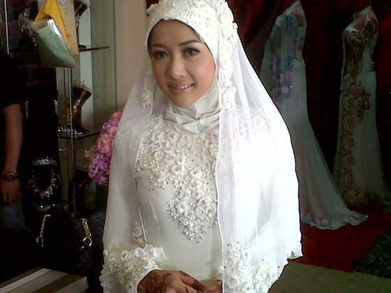 Perkahwinan Chef Riz dan Ana Dahlia 4