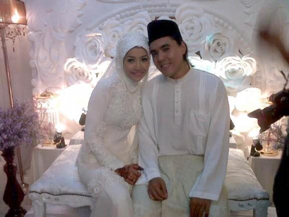 Perkahwinan Chef Riz dan Ana Dahlia