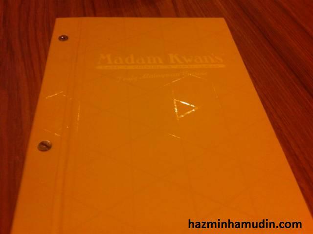 Madam Kwan's Alamanda 2