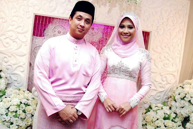 Gambar Pertunangan Akma AF & Farih Hamshi 6