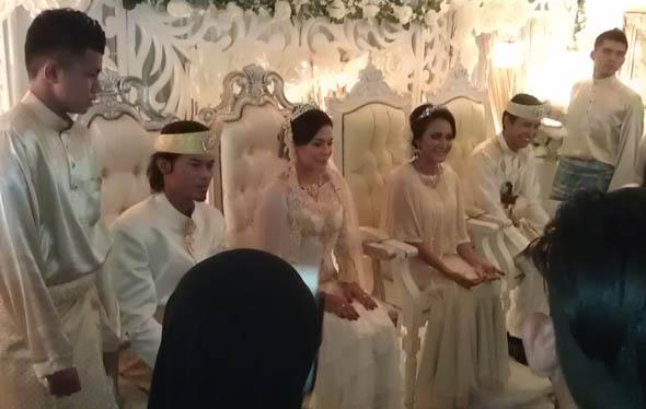 Majlis Perkahwinan Azza & Watie Elite 1