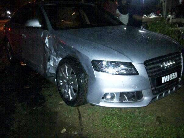 Khairul Fahmi Che Mat Kemalangan 2
