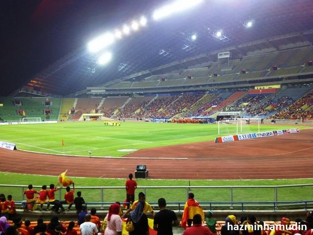 Piala Sultan Selangor 2012 1