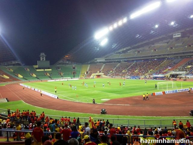 Piala Sultan Selangor 2012 2