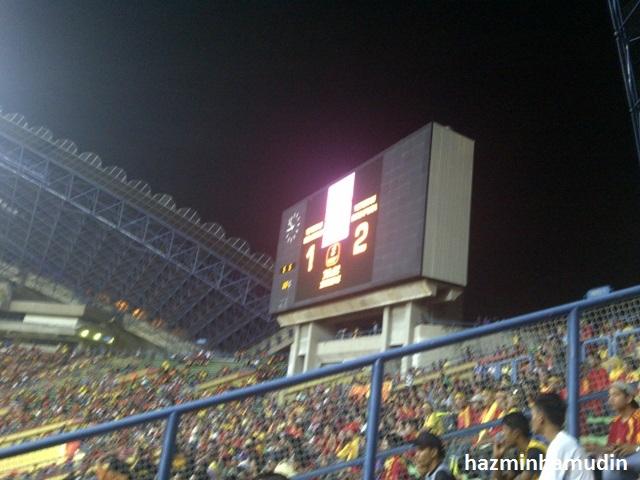 Piala Sultan Selangor 2012 3