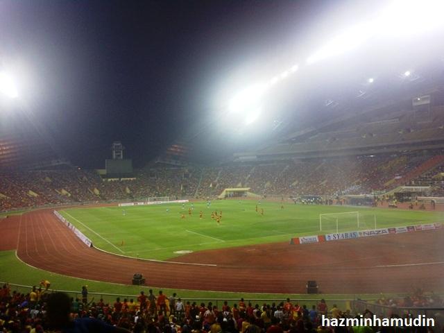 Piala Sultan Selangor 2012 7