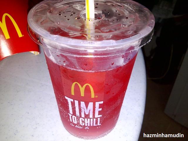 Samurai Burger McDonalds 4