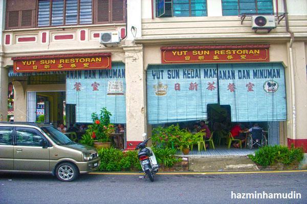 Yat Sun Restoran 1
