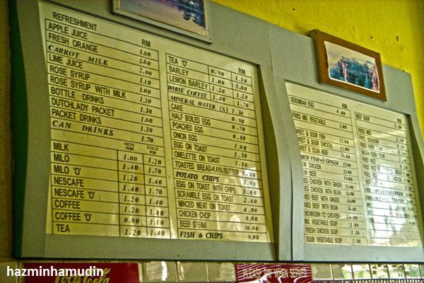 Yat Sun Restoran 2
