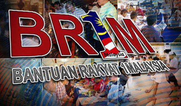 Bantuan Rakyat 1 Malaysia BR1M
