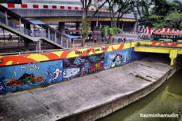 Graffiti Sungai Klang 3