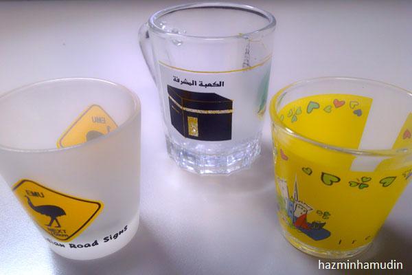 Koleksi Shot Glass