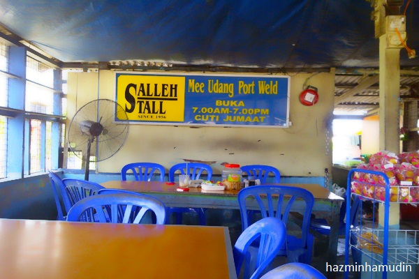 Mee Udang Port Weld Salleh Stall (1)