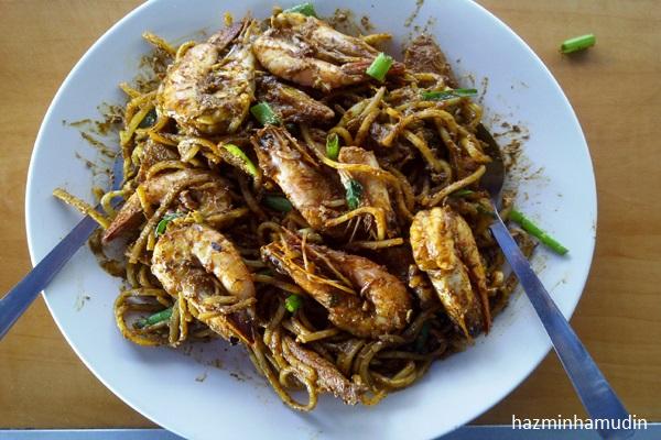 Mee Udang Port Weld Salleh Stall (2)