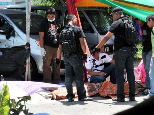 Letupan Bom Di Tumpat Kelantan