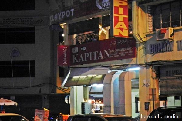 Restoran Kapitan Penang