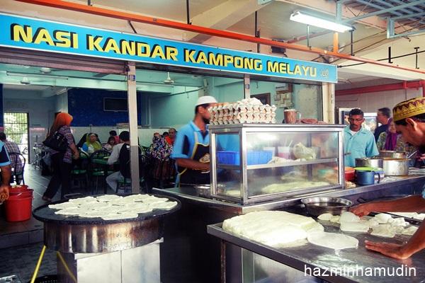 Nasi Kandar Kampung Melayu, Air Hitam (3)