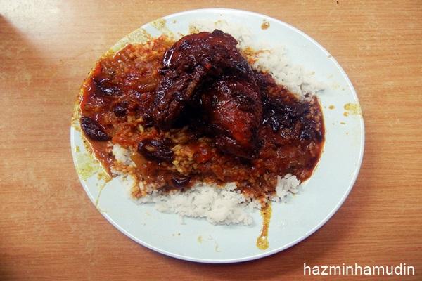 Nasi Kandar Kampung Melayu, Air Hitam (5)