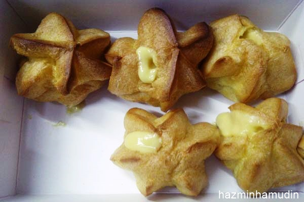 Taste Batter Durian Puff The Mines (4)