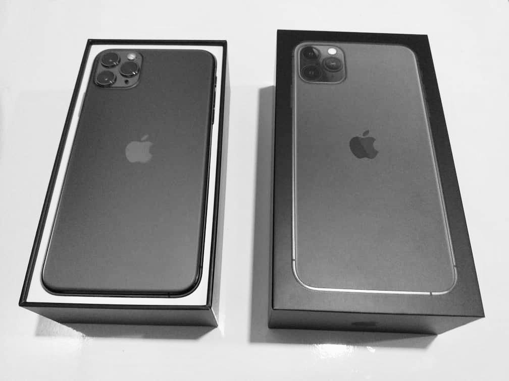 iPhone 11 Pro Max Hadiah Untuk Diri Sendiri